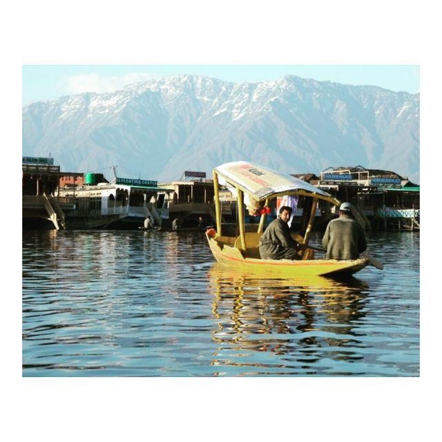I love kashmir Its eternal romance and paradoxically its peacehellip