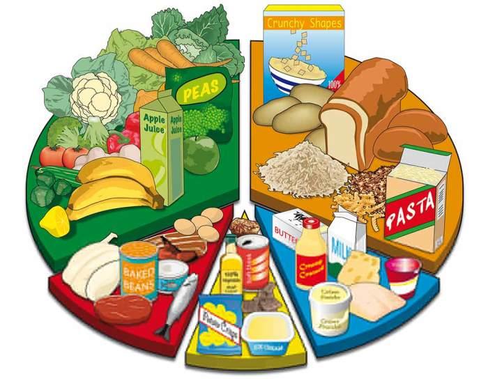 food-chart