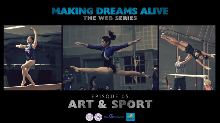 Making Dreams Alive | S01E05 | Art & Sport
