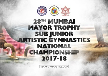 28th Sub Junior Artistic Gymnastics National Championship 2017-18 | Highlights and Results