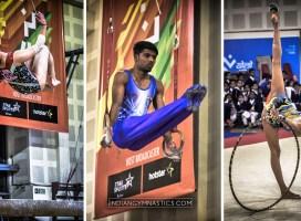 Khelo India School Games Gymnastics 2018 | Photo Album and Results