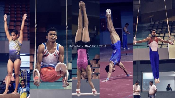 56th Senior Artistic Gymnastics National Championship Results