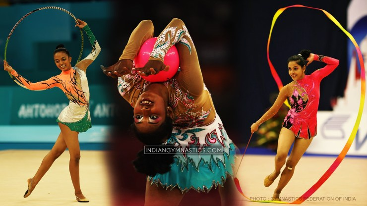 24th Sr. and Jr. Rhythmic Gymnastics Nationals 2018 | Results