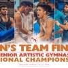 Men's Team Final | 56th Artistic Gymnastics National Championship Surat 2018