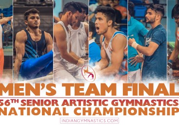 Men's Team Final | 56th Artistic Gymnastics National Championship Surat 2018