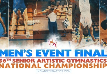Men's Event Final | 56th Artistic Gymnastics National Championship Surat 2018