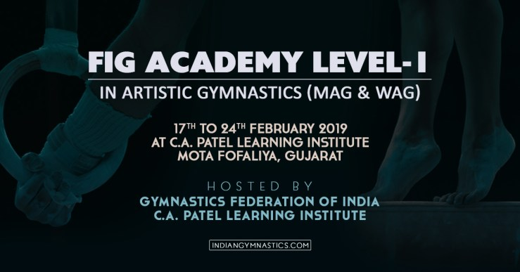 First FIG Level – 01 Academy in India