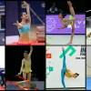 Indian Team for 11th Sr and 17th Jr Asian Rhythmic Gymnastics Championships
