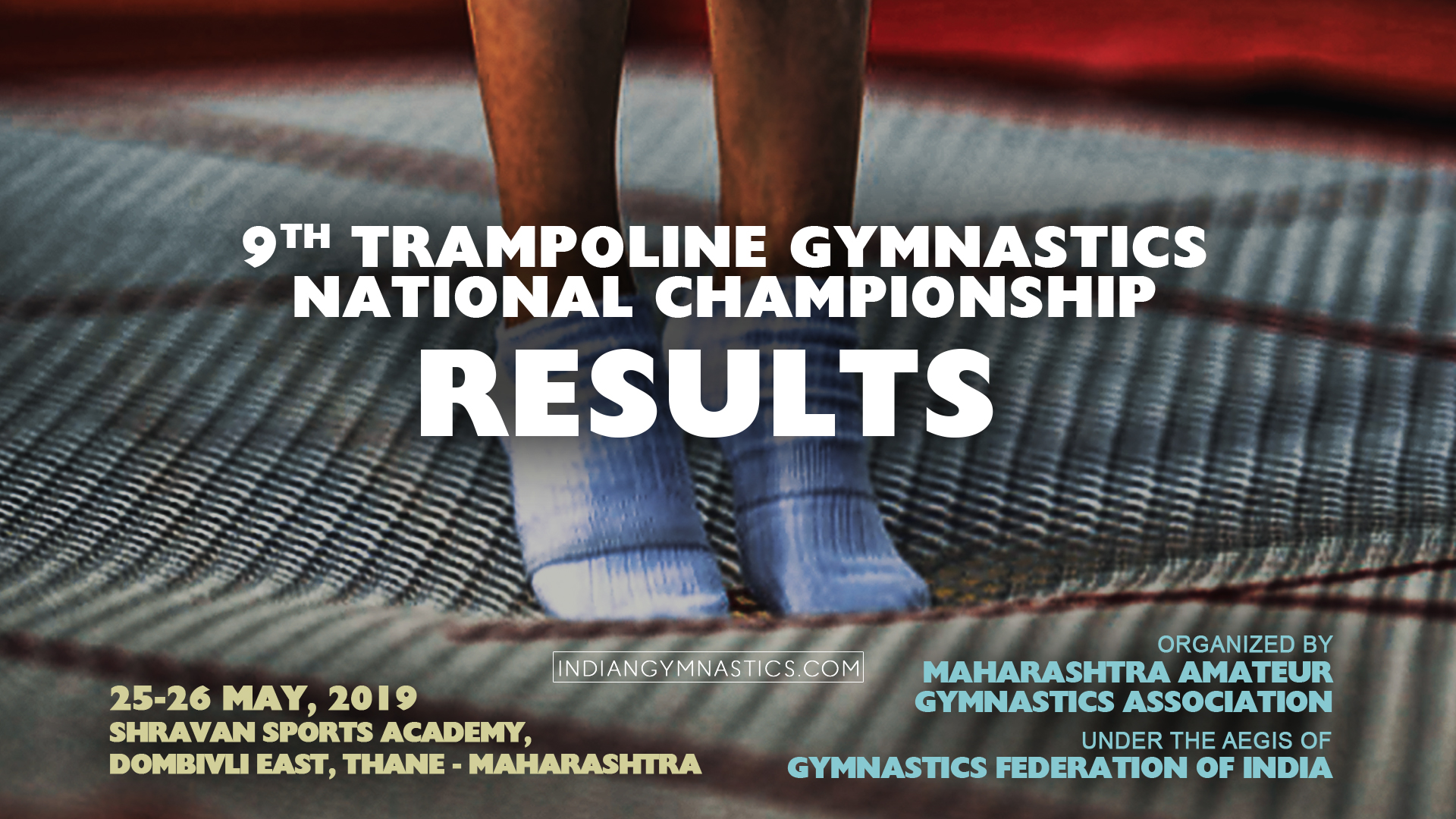 9th Trampoline & Tumbling Gymnastics National Championship | Results