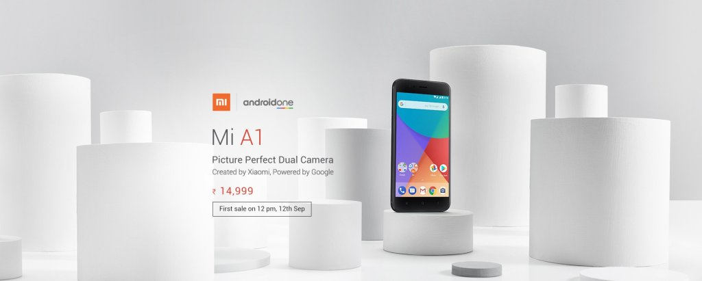 (New Launch) Xiaomi Mi A1 : Price, Specification, Launching Date