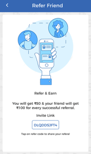 Share MyTeam11 Refer Code & Earn Rs.50 |