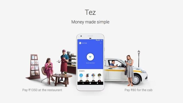 Tez App Information