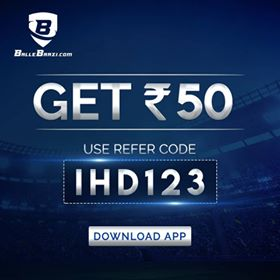 BalleBaazi Refer And Earn & Share And Earn Rs.50