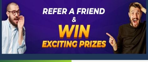 Share LeagueAdda Refer Code & Earn Rs.100