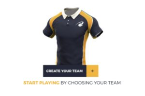 Now Create Teams To Join Pots