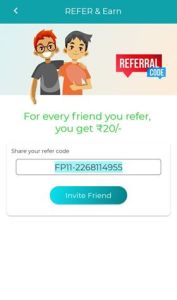 Fantasy Power11 Referral Code & Share And Earn Rs.20 |