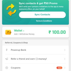 Nostra Pro App Sign up And Get Rs.100