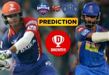 IPL 2019, 40th Match: RR vs DC Best Dream11 Team Today, Prediction, XI