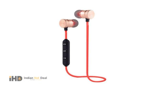 TOROS Magnet Earbuds Sports Bluetooth Earphone