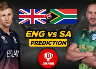 ENG vs SA Match 1 - ICC Cricket World Cup 2019 Dream11 Team Prediction