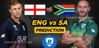 ICC WC 2019, 1st Match: ENG vs SA BalleBaazi Team Preview, Prediction