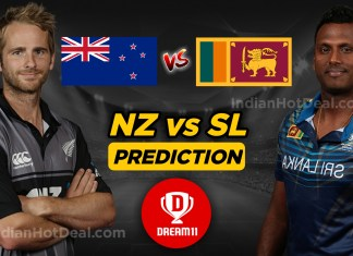 ICC World Cup 2019, NZ Vs SL,