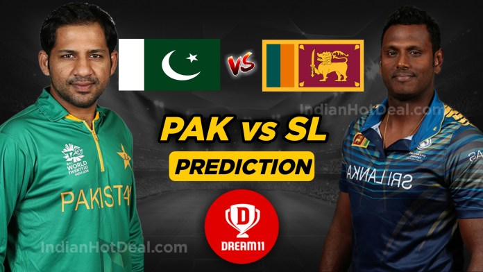 ICC WC 2019, PAK vs SL 11th Match Dream11 Team Today Predictions