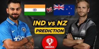 ICC CWC IND vs NZ Match 18