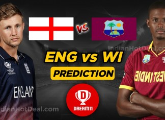 ICC WC 2019, 19th Match: ENG vs WI Dream11 Team Prediction Today