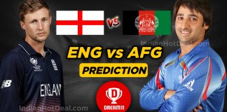 Match24 icc cricket world cup eng vs afg