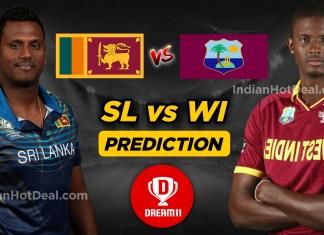 SL vs WI Dream11 Team Prediction Today, ICC WC 2019, 39th Match