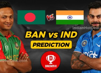 IND vs BAN Dream11 Team Prediction Today, ICC WC 2019, 40th Match