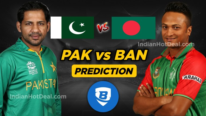 ICC WC 2019, 43rd Match: PAK vs BAN Ballebaazi Team Prediction Today