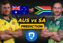 ICC WC 2019, 45th Match: AUS vs SA Ballebaazi Team Prediction Today