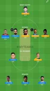 IPL 2019 - 53rd Match, DC vs RR Dream11 Team Prediction Today Match