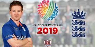 England Cricket Team Players List, Captain & Coach For ICC World Cup 2019,