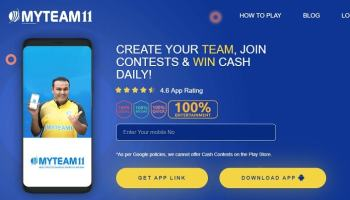 MyTeam11 Apk App Download, Referral Code: Win upto 1 Cr With