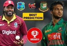 WI vs BAN, Final ODI: Dream11 Team Prediction Today Match, Playing XI
