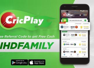 cricplay referral code