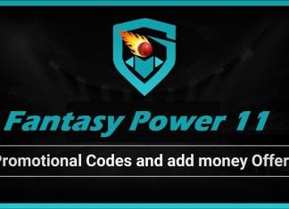 fantasy power 11 promo code
