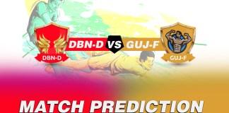 DEL vs GUJ Dream11 Team Prediction Today - VIVO Pro Kabaddi League