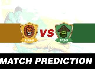 PAT vs PUN Dream11 Team Prediction Today - VIVO Pro Kabaddi League