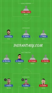 CEV vs ESL Dream11 Team For Head To Head League