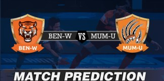 BEN vs MUM Dream11 Team Prediction Today - VIVO Pro Kabaddi League