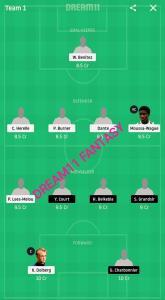 NIC VS BRT DREAM11 TEAM PREDICTION Today's Football Match.