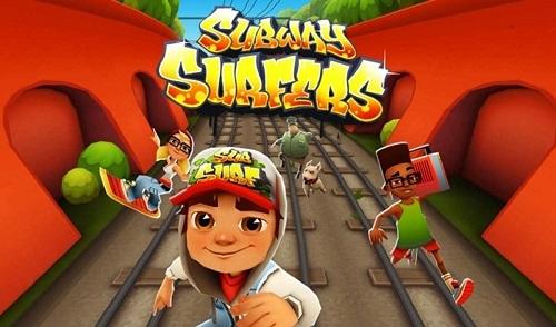 subway surfer mobile game