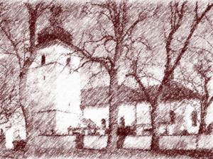 Kostel na Slivici