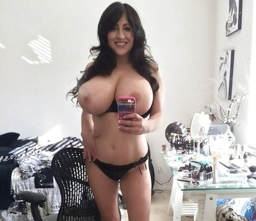 Indian Girl With The Biggest Boobs ever- Believe Me They Are Huge