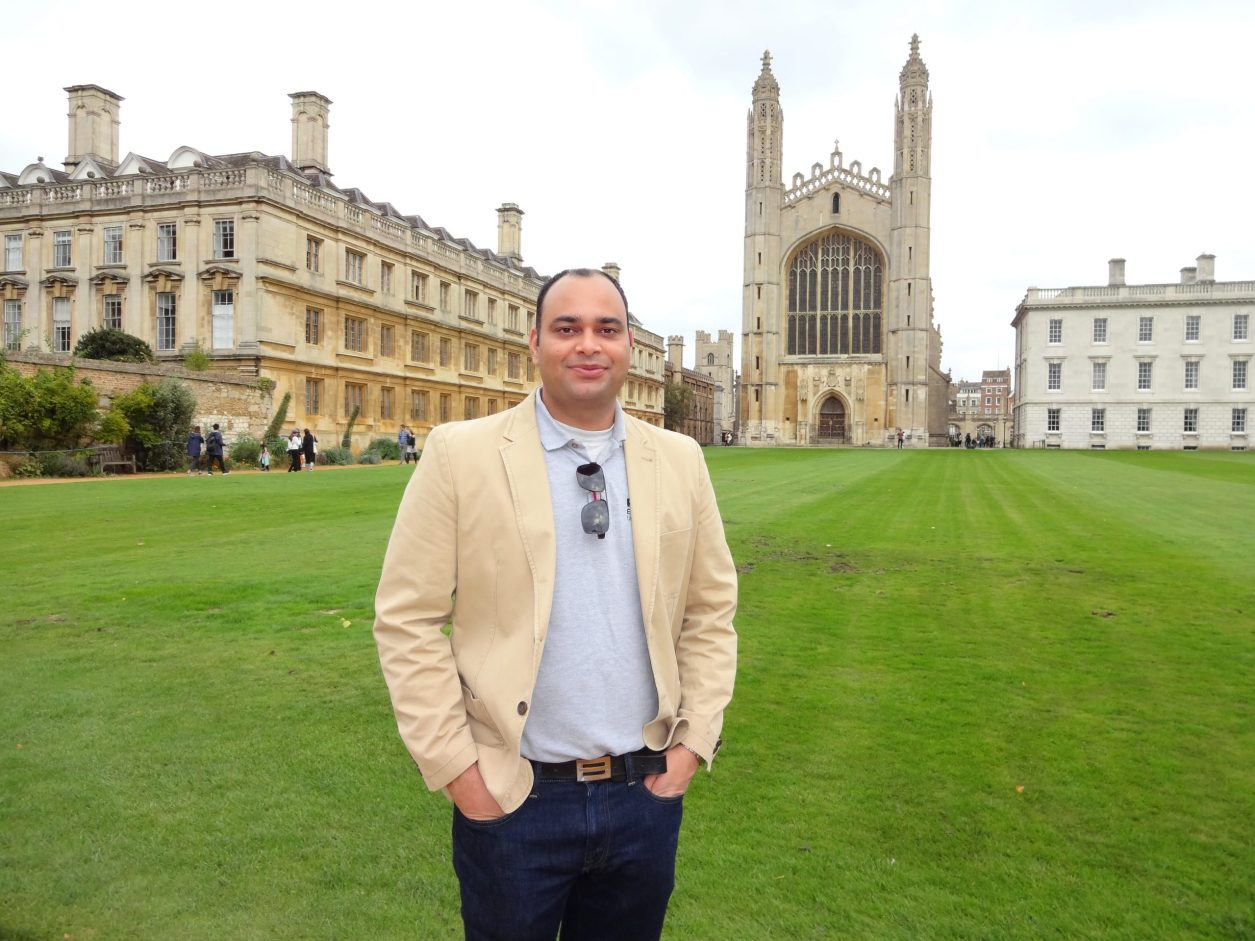 Amit K. Tiwari is a Research Associate in the Department of Engineering of University of Cambridge
