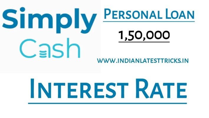 Simply Cash Loan App